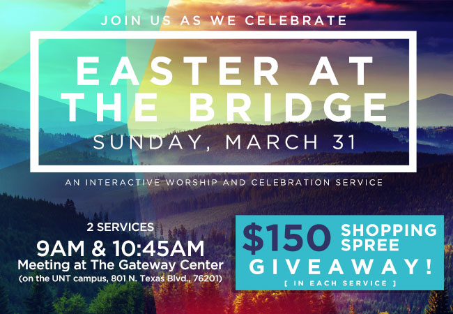 Easter At The Bridge