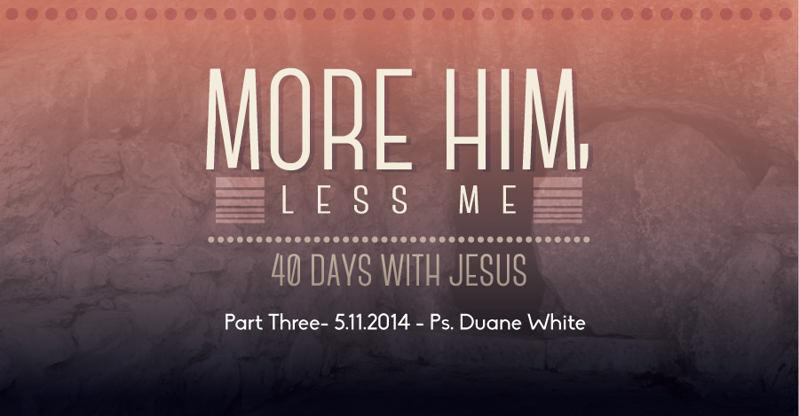 11.05.2014 - Message by Ps. Duane White - The Bridge Church in Denton, TX