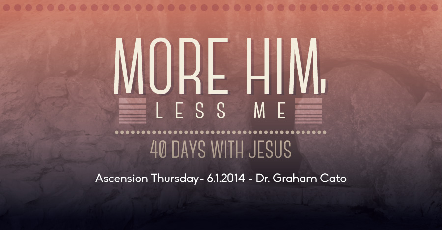 01.06.2014 - Message by Dr. Graham Cato - The Bridge Church in Denton, TX