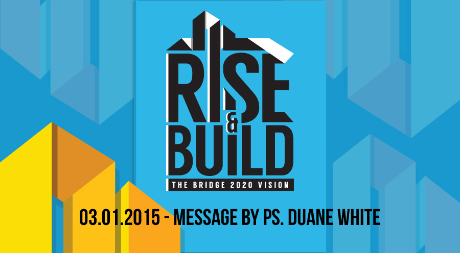 03.01.2015 - Message by Ps. Duane White - The Bridge Church in Denton, TX